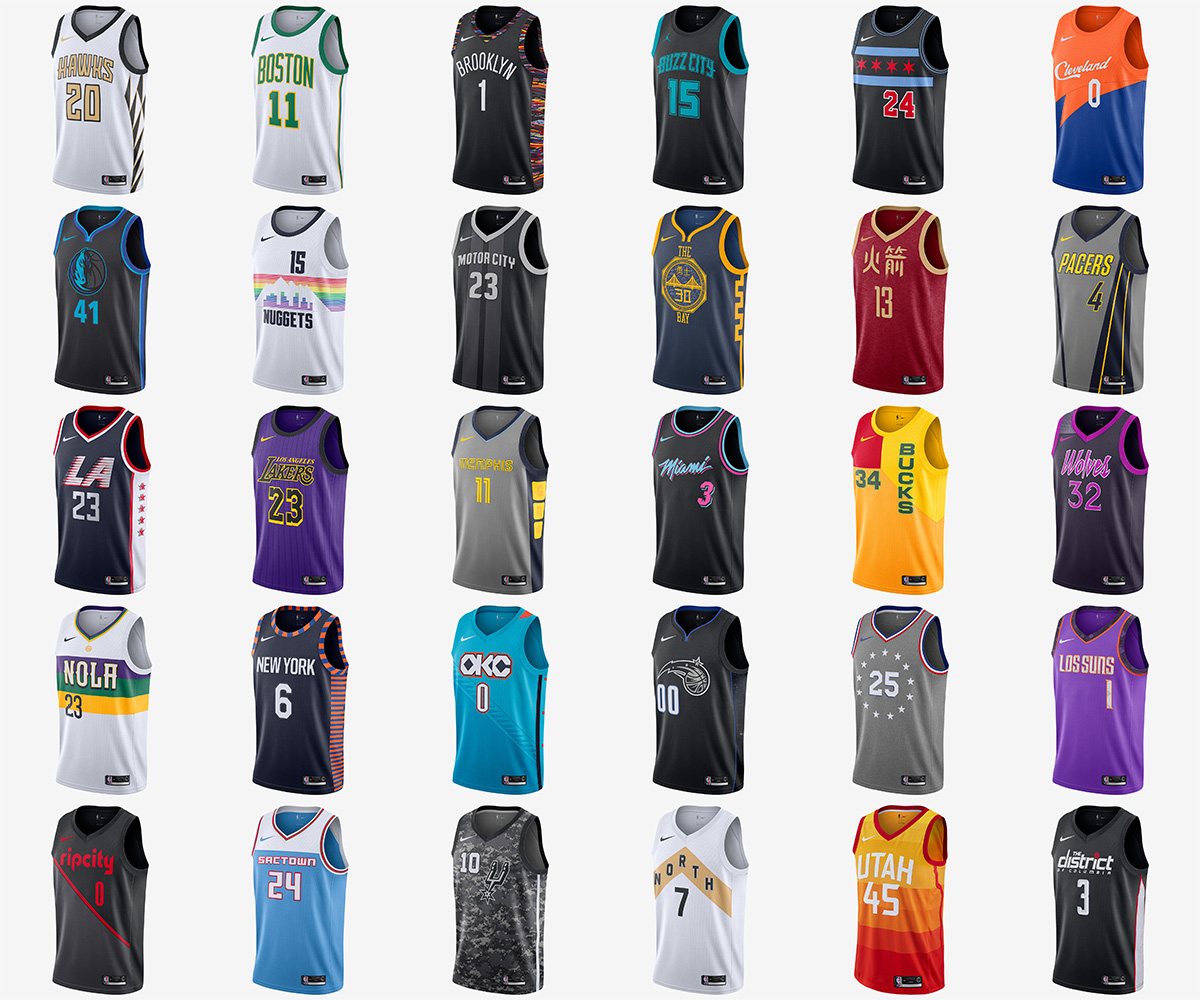 huge selection of 07188 0da96 Nike x NBA